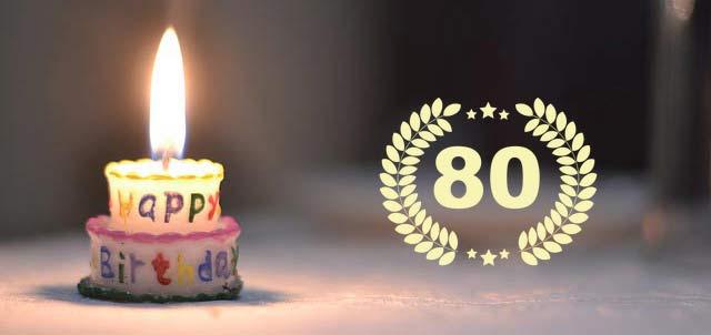 Alleinunterhalter mit Comedy Show Einlagen zum 80. Geburtstag