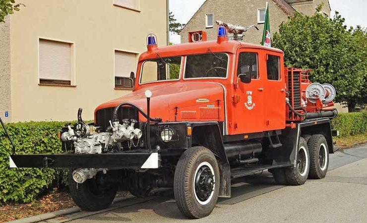 Comedy und Unterhaltung zum Feuerwehr-Fest und Jubiläum