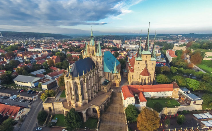 Comedy Künstler und Kabarettist in Erfurt