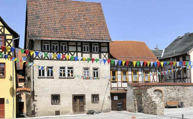 Comedykünstler in Neustadt an der Orla