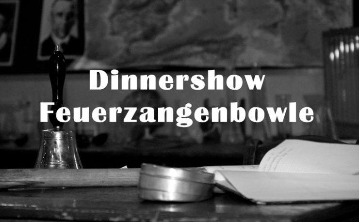 Dinnershow-Feuerzangenbowle