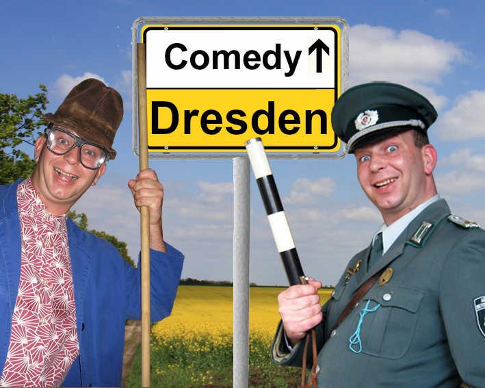 Comedy Alleinunterhalter und Komiker in Dresden