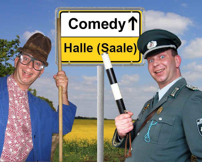 Komiker und Alleinunterhalter in Halle (Saale)