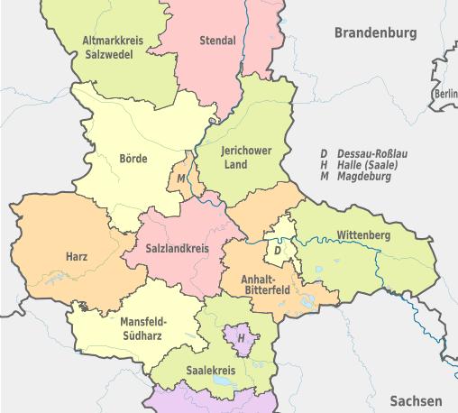 Sachsen-Anhalt - Komiker und Comedy-Alleinunterhalter