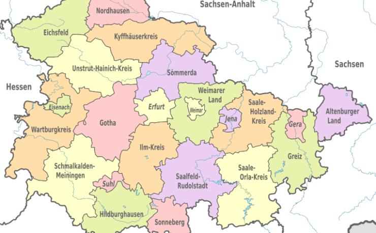 Thüringen - Komiker und Alleinunterhalter buchen