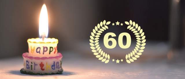 Unterhaltung und Einlagen zum 60. Geburtstag