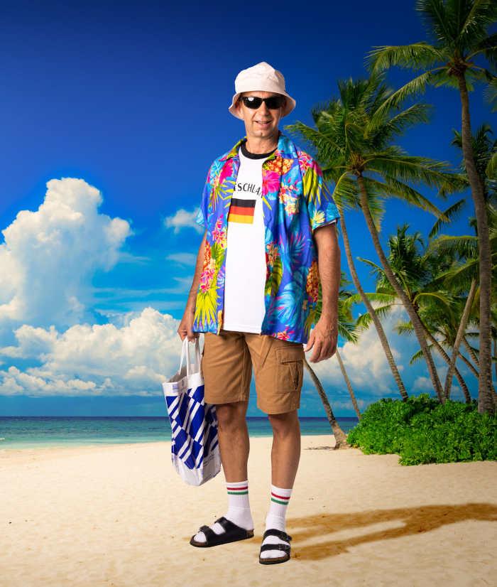 Urlaubs-Kabarett mit Hausmeister Kalle