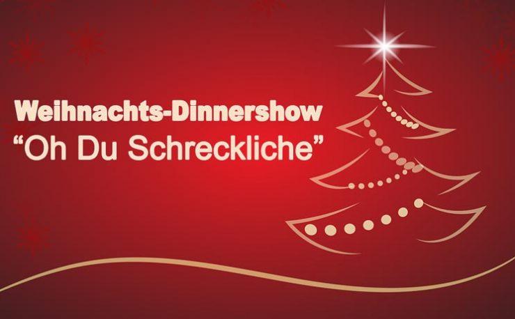 Weihnachts-Dinnershow