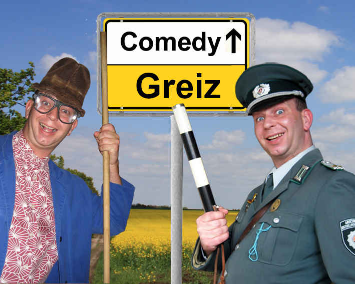 Comedian, Kabarettist und Showkünstler in Greiz buchen