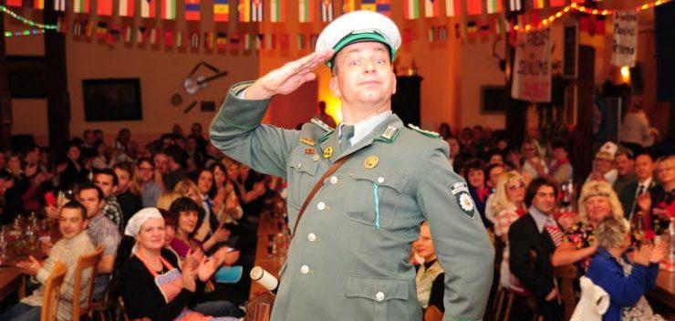 DDR Comedy Volkspolizist